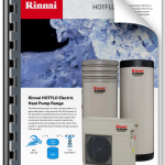 RINNAI - HEAT PUMP BROCHURE